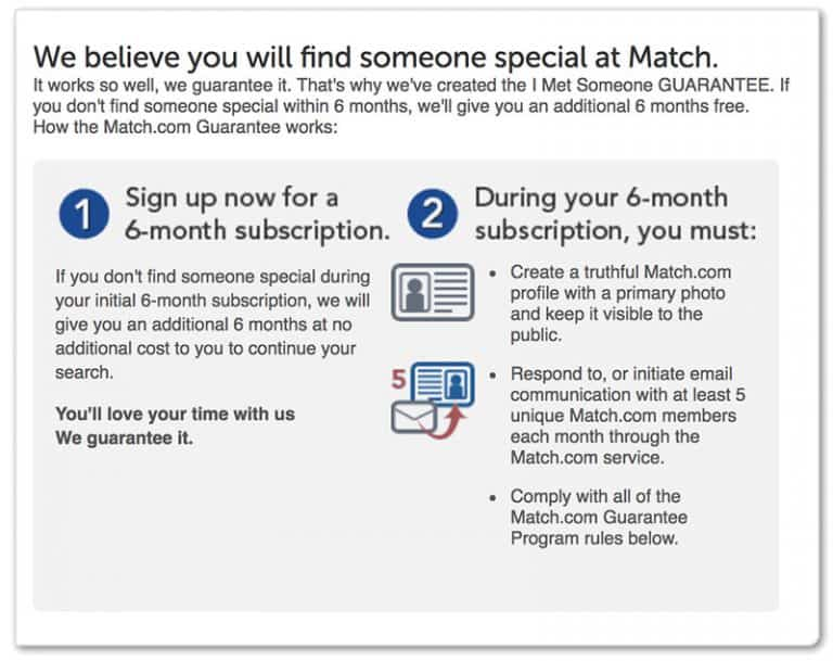How much does match.com cost? ([month_year]) - The Current Prices 33