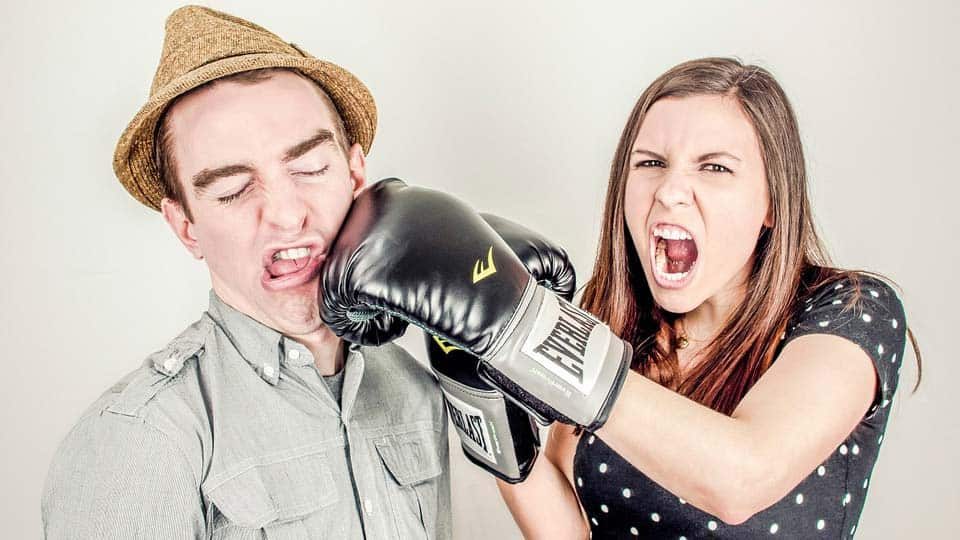 Healthy vs Unhealhy Fights - Online dating and Relationships 1