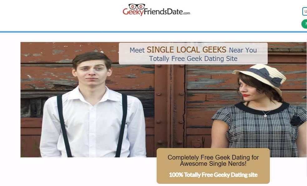 Geekyfriendsdate.com
