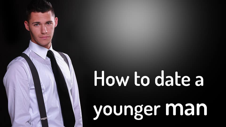 dating younger men