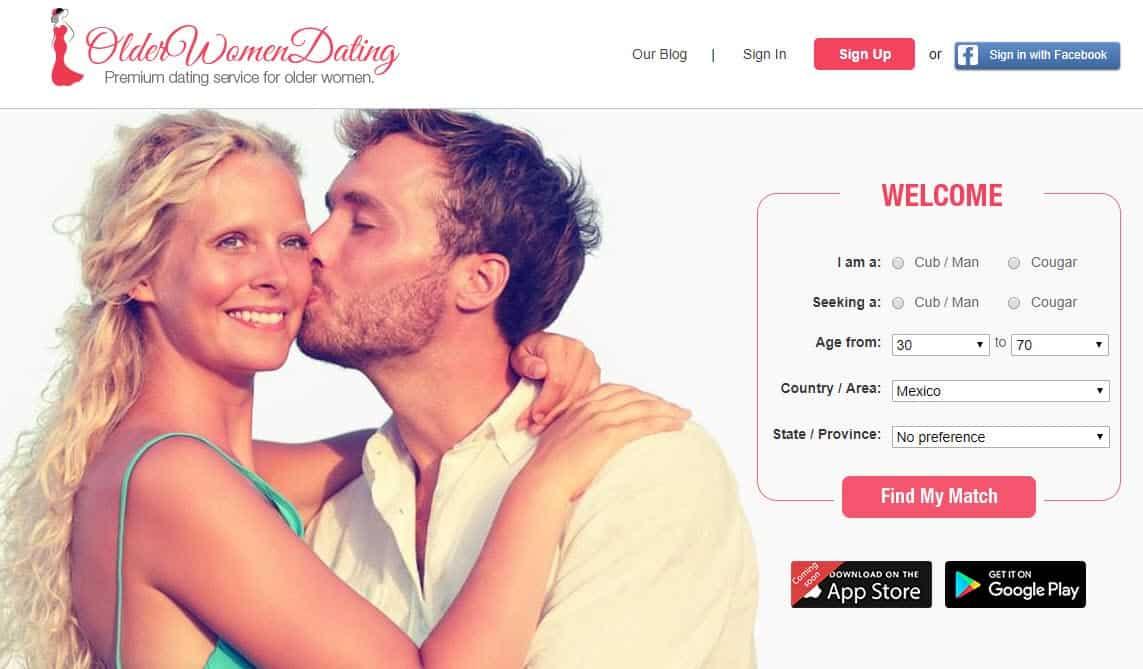 cougar dating seiten kostenlos
