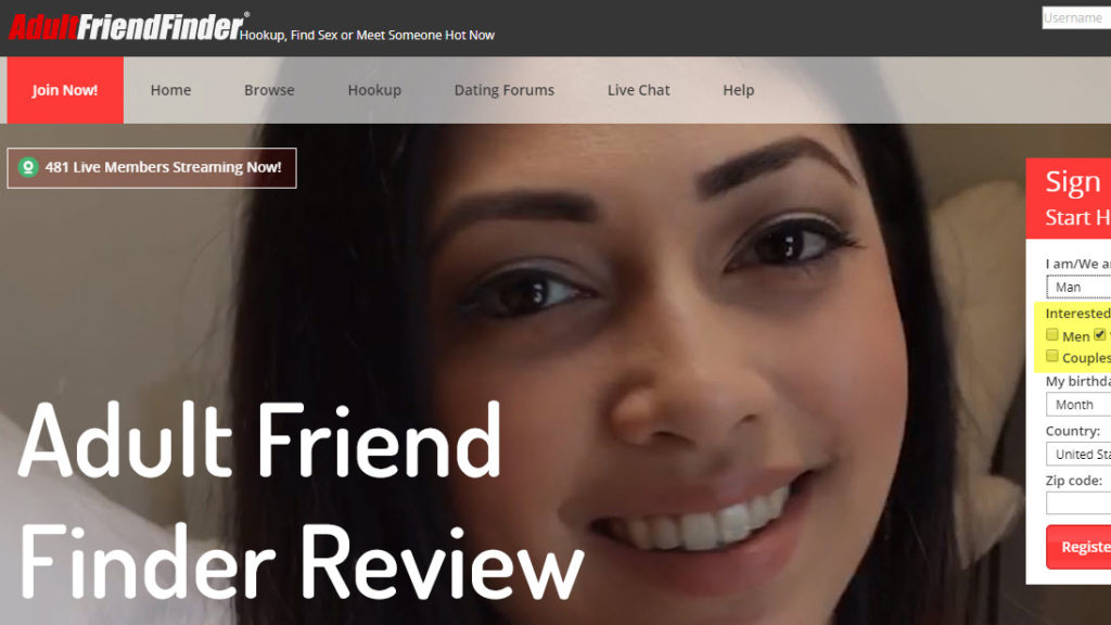 Adult friend finder review - Is Adult friend finder a scam or legit? 4