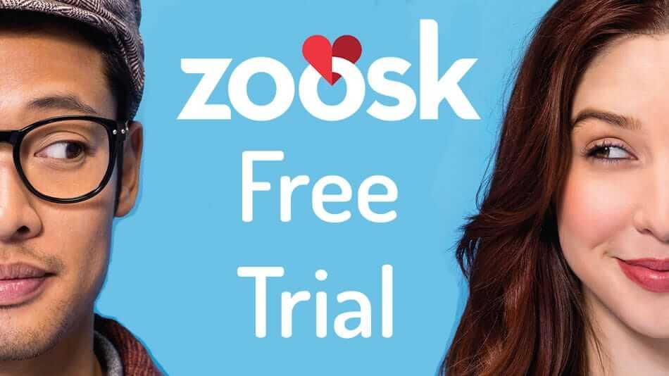 Zoosk free trial Information