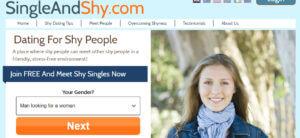 SingleAndShy.com