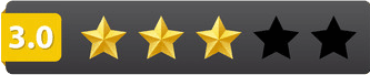 3-star Overall rating