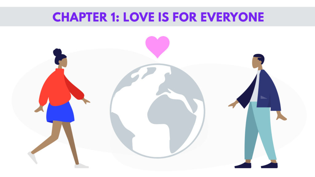 CHAPTER I – Love Is For Everyone