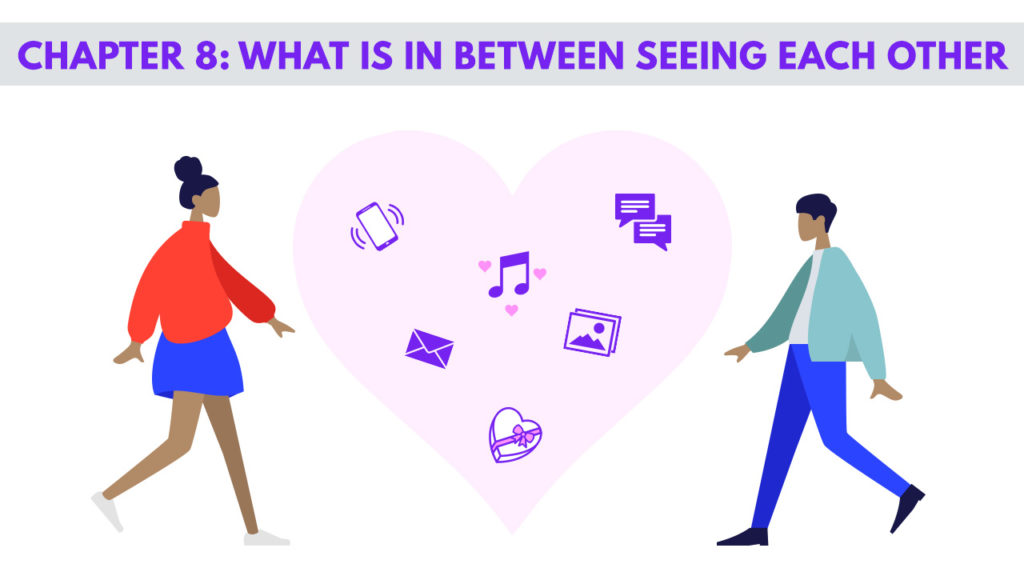 CHAPTER 8 – What is in Between Seeing Each Other?