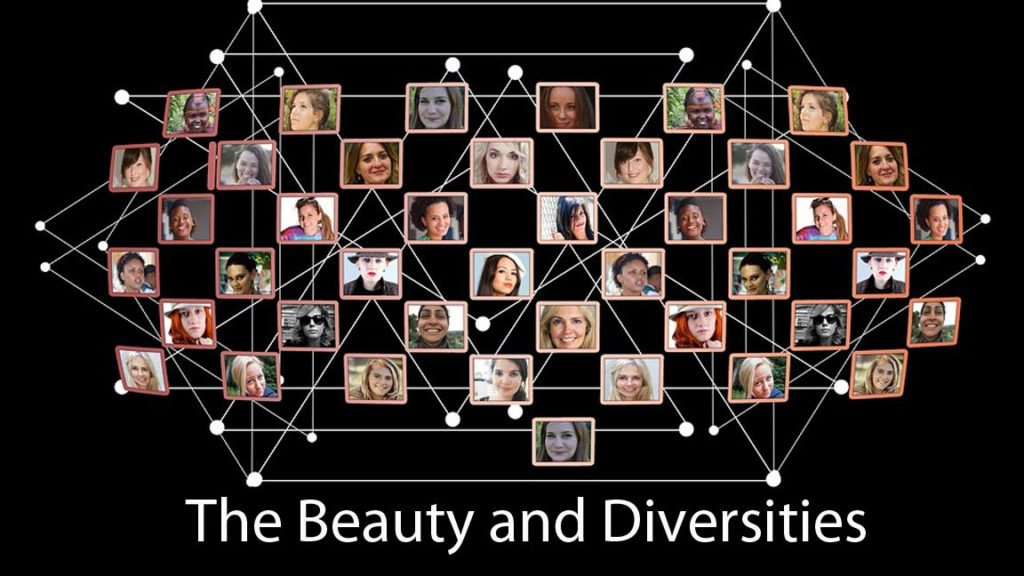 The beauty and all the diversities that come along