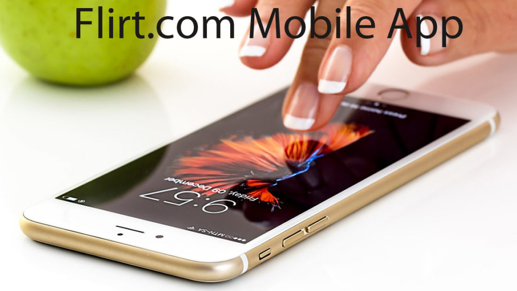 flirt.com mobile app