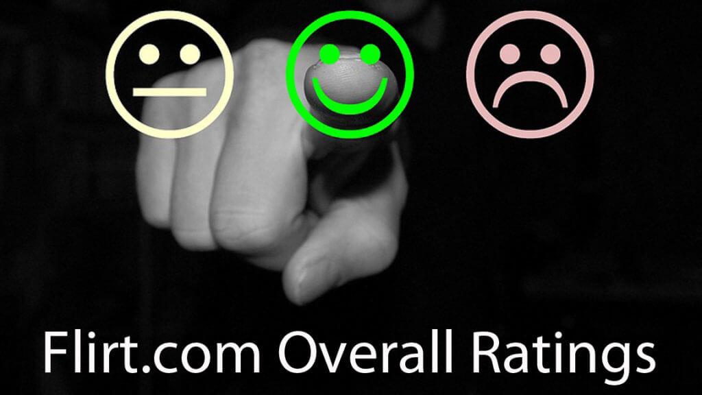 flirt.com Overall Rating