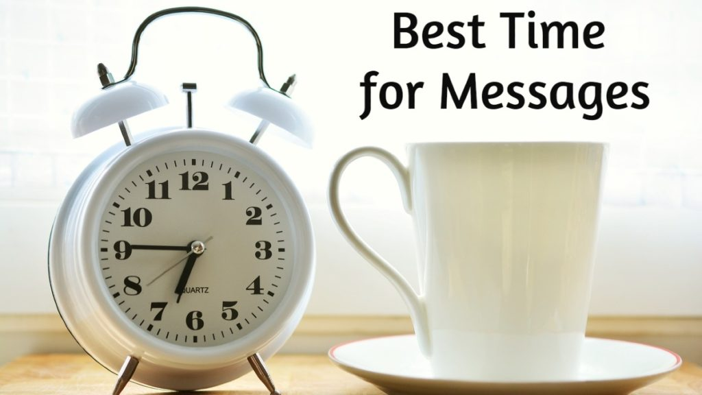 Best-Time-for-messages