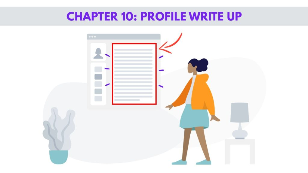 Chapter 10 – Profile Write Up for Women