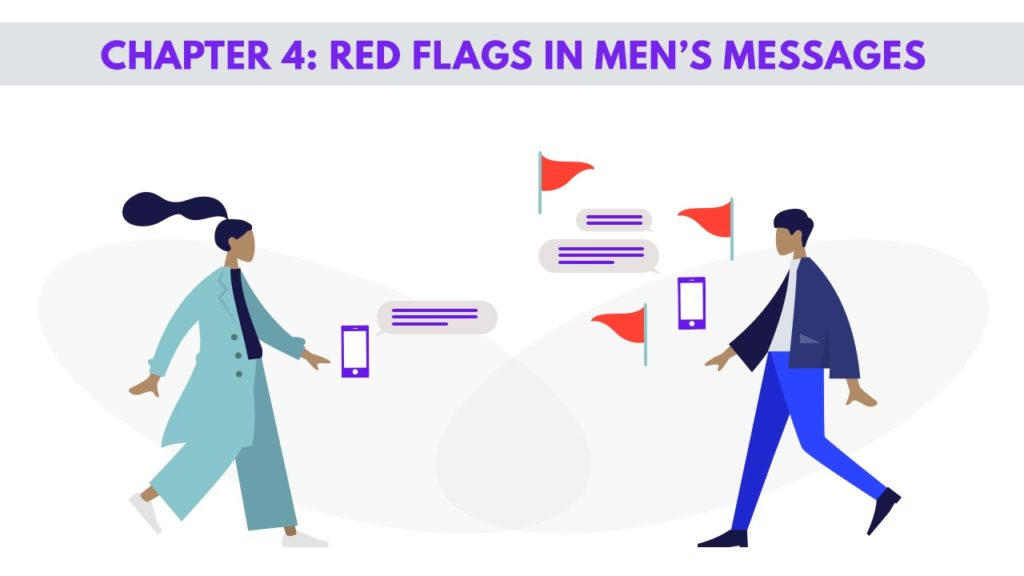 CHAPTER 4 – Red Flags in Men's Messages