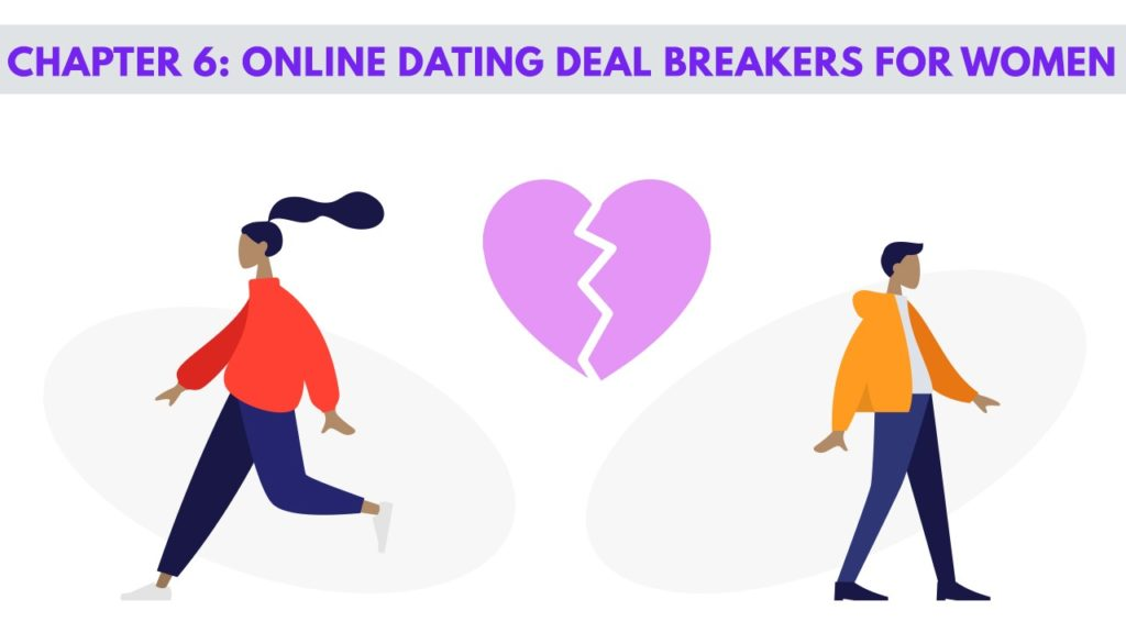 Chapter 6 - Online Dating Deal Breakers for Women