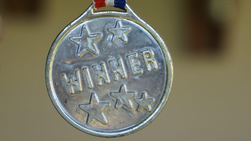 winner-