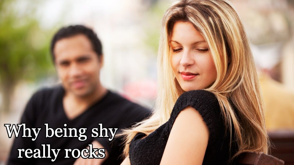 Why being shy really rocks
