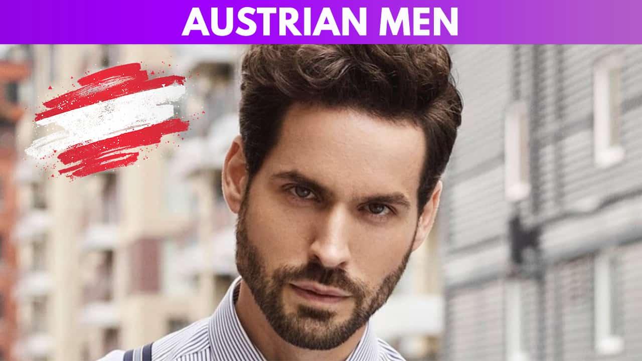 dating austrian men