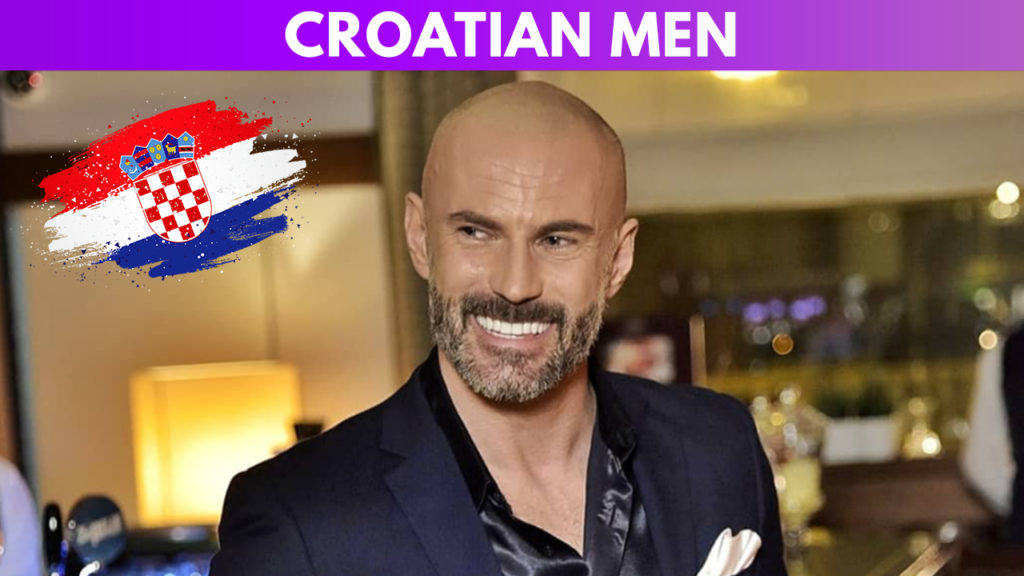 Croatian men guide