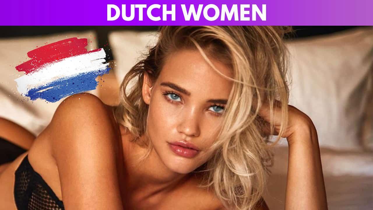Girls netherlands sexy Hottest Dutch