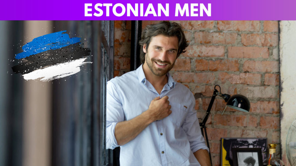Estonian men guide