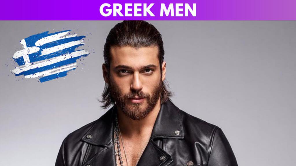 Greek men guide