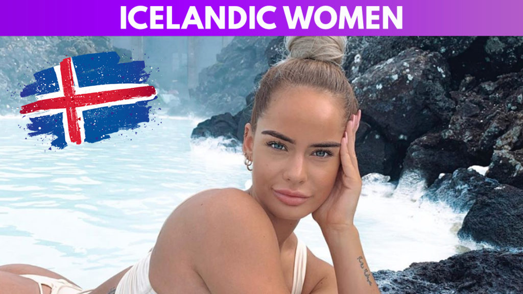 women of iceland