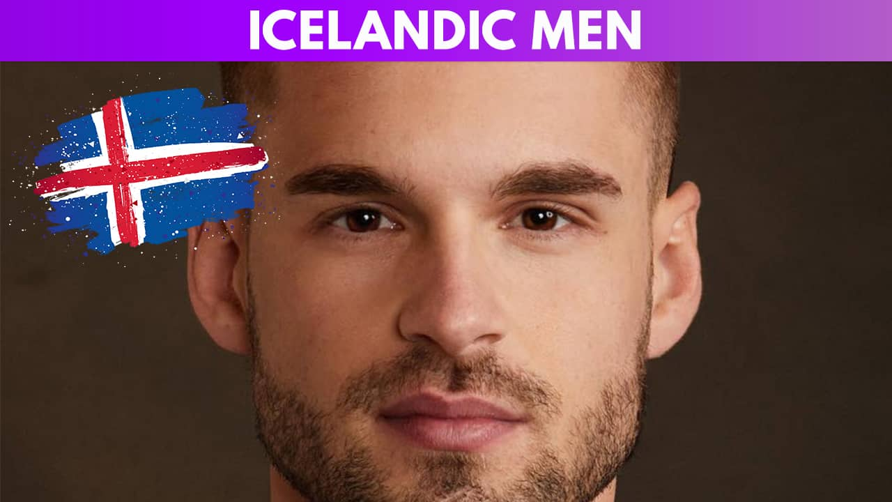 Men sexy icelandic Icelandic Men