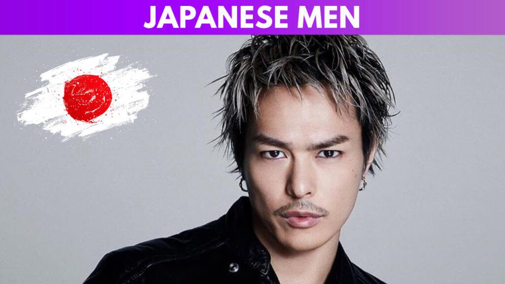 Japanese men guide