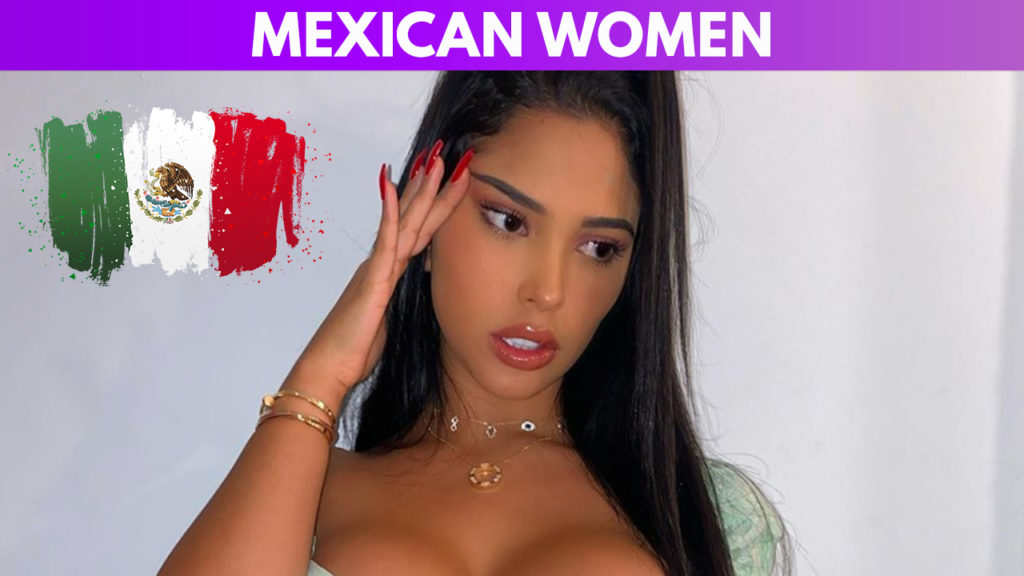 single mexican woman