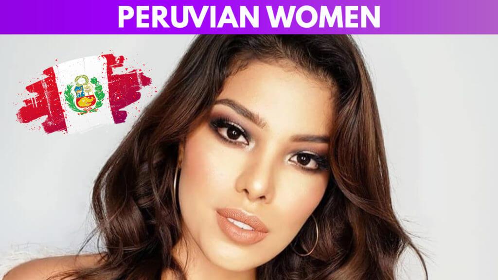 Peruvian women guide