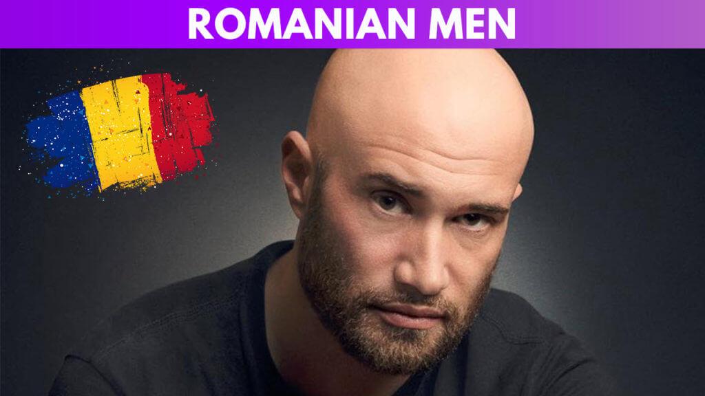 Romanian men guide