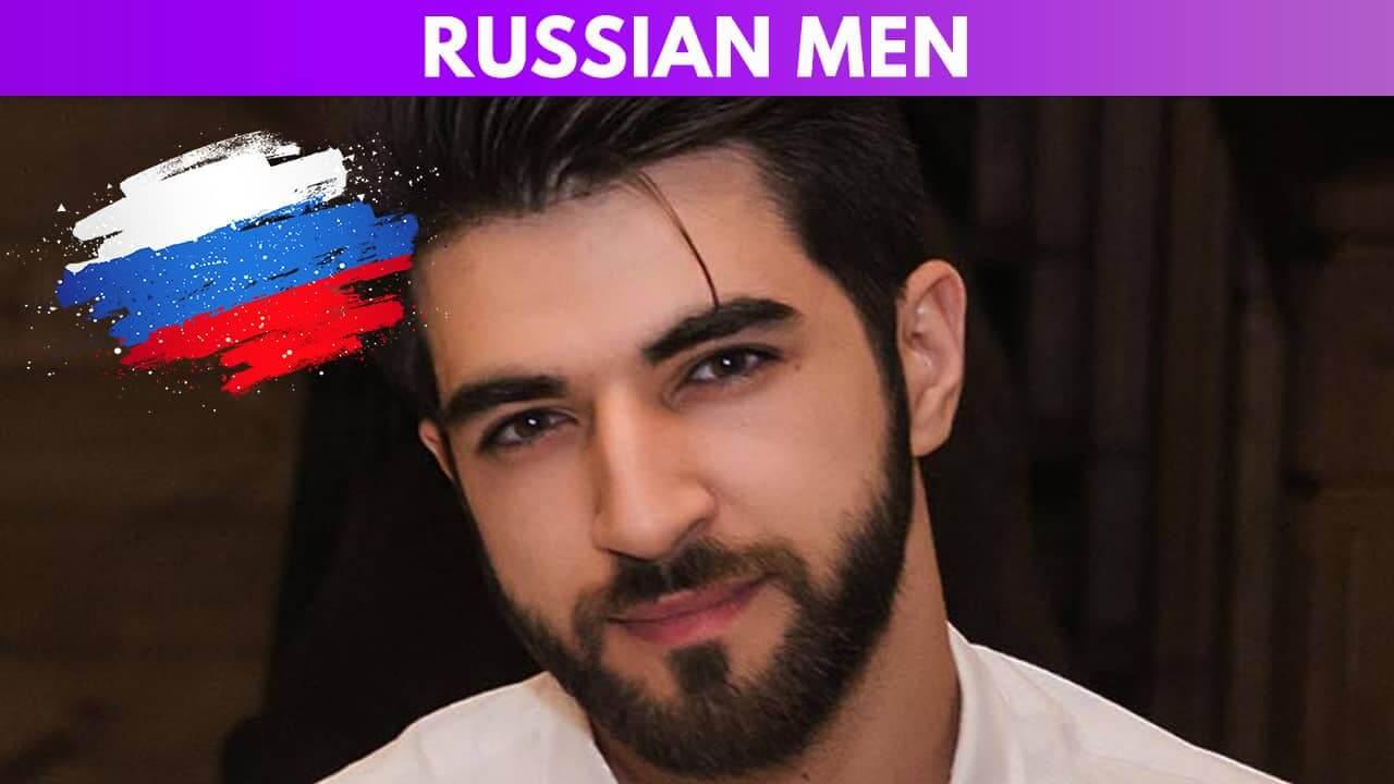 Men russian Russian Men