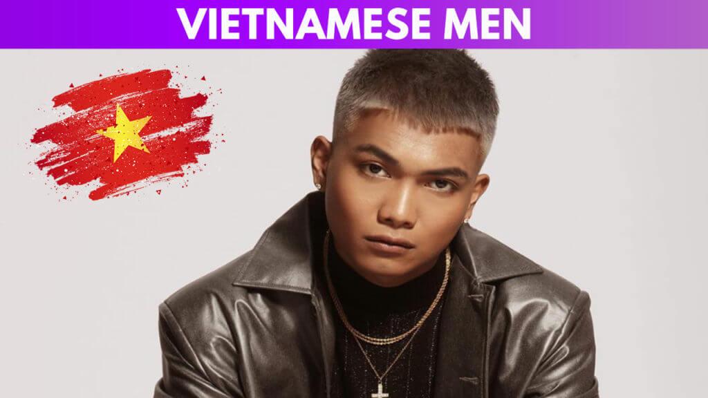 Vietnamese men guide