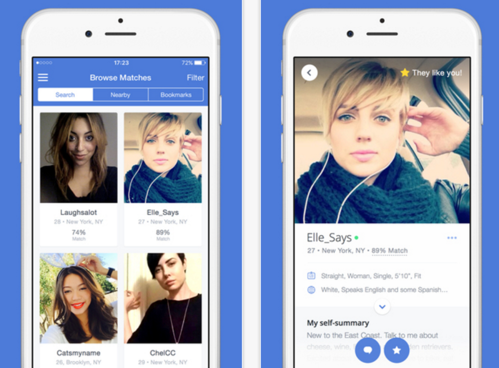 Tinder vs OkCupid - Battle of the dating apps [year] 9