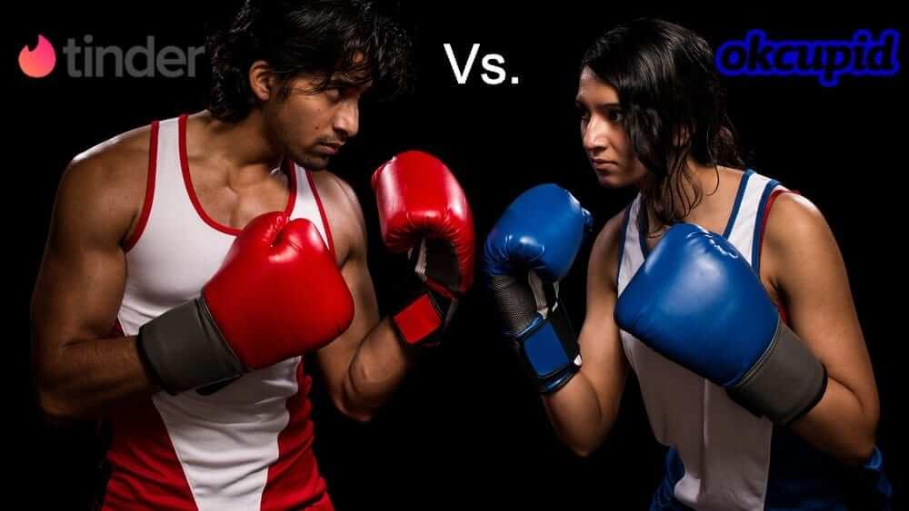 Tinder vs OkCupid