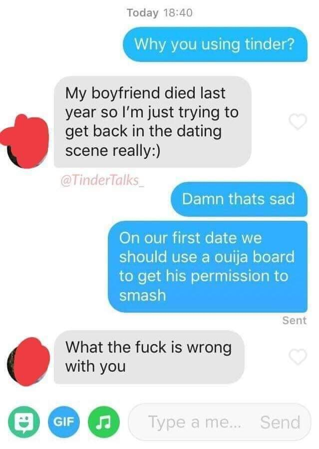 Tinder Memes - The BIG list of the funniest ones in [year] 6