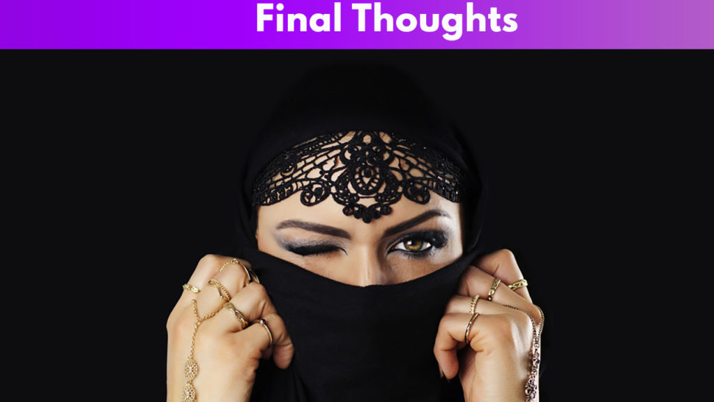 Final Thoughts on The 5 Best Arabic Dating Sites