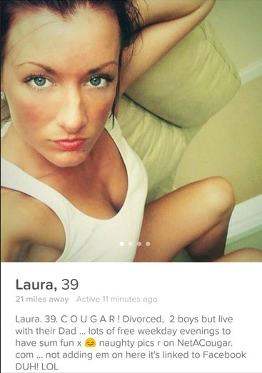 Tinder Cougar🐆: FULL Guide to Using Tinder to Find Cougars 1