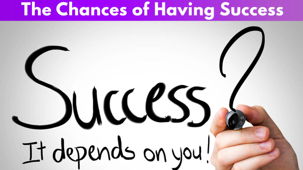 The Chances of Having Success with reading this events and adventures review