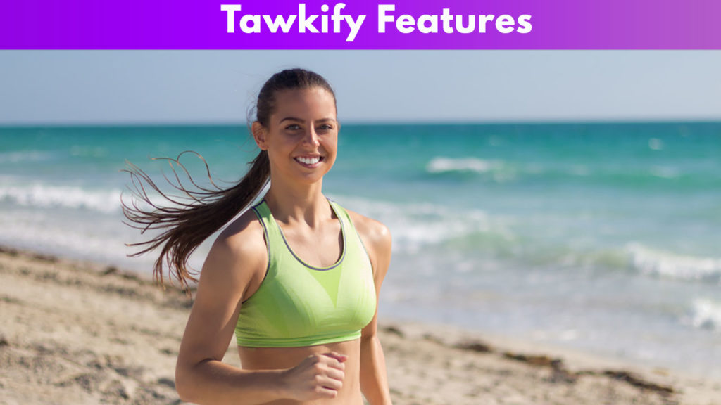 Tawkify features