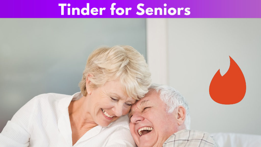 Tinder for seniors
