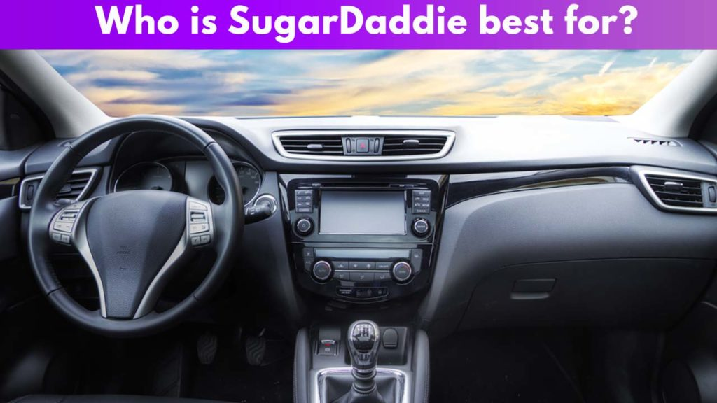Who is SugarDaddie best for?