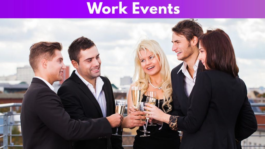 Work events