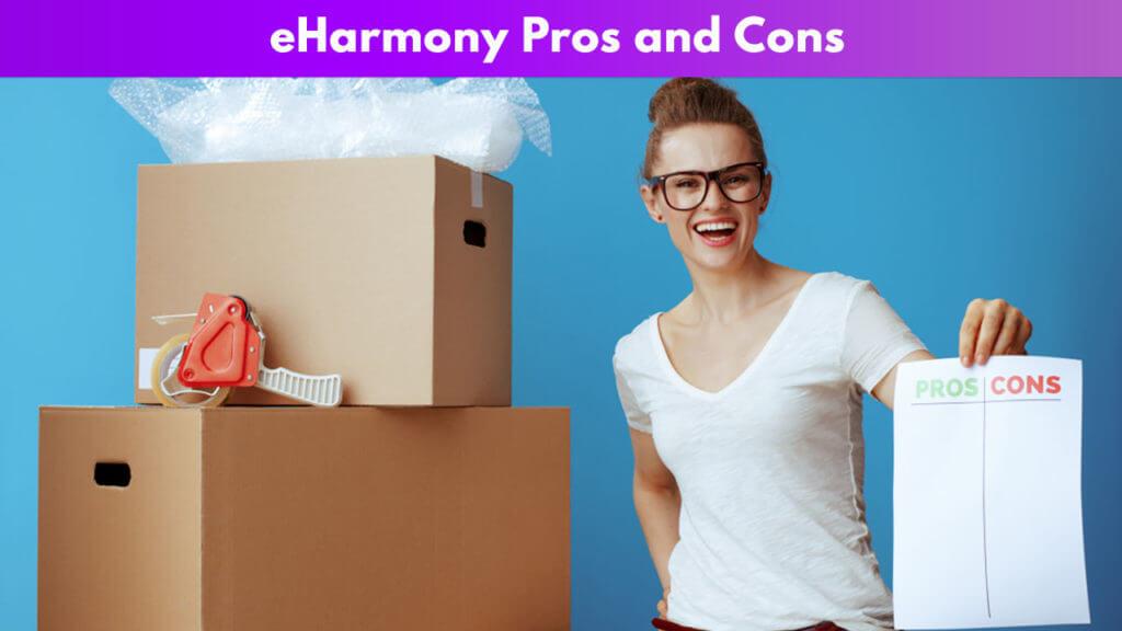 eHarmony Pros and Cons