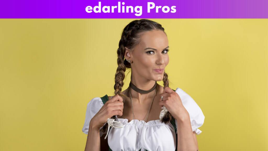 edarling Pros