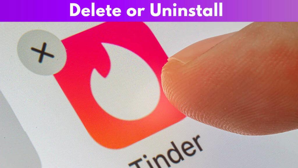 Delete or Uninstall