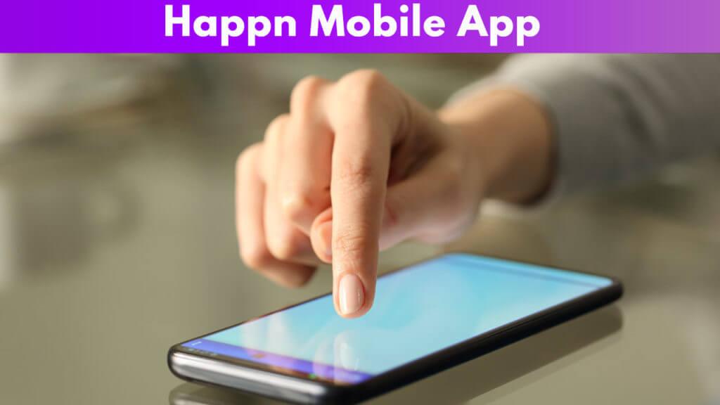 Happn Mobile App