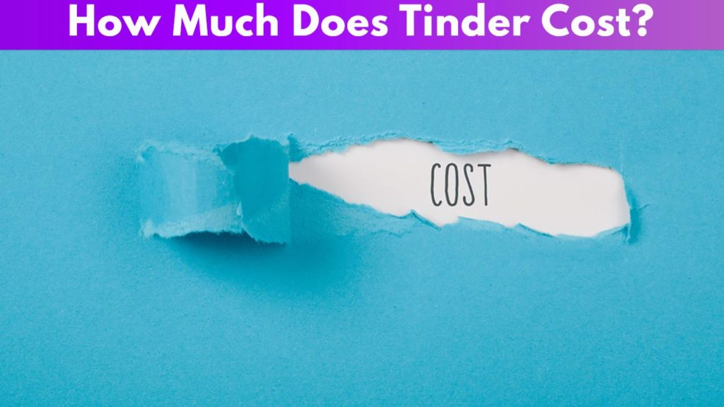 How much does tinder cost