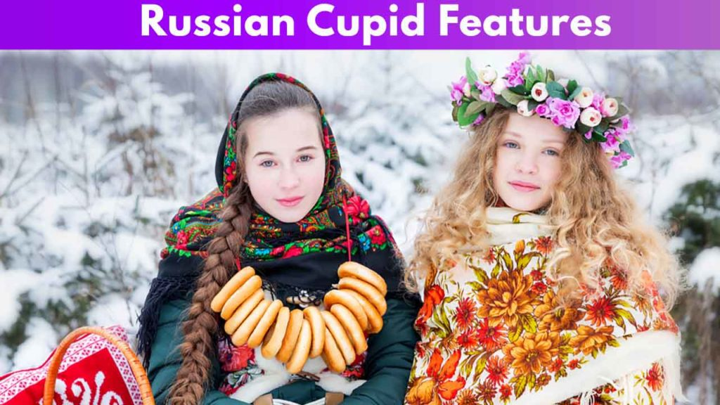 Russian Cupid Features