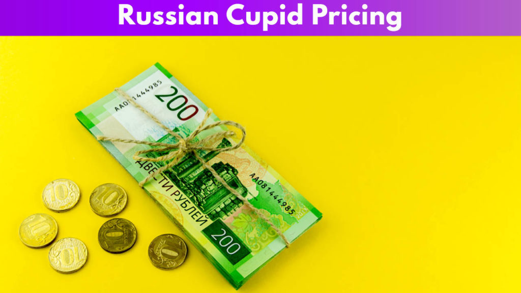 Russian Cupid Pricing